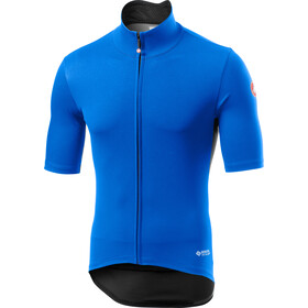 Castelli Perfetto Rain Or Shine Light Jacket Men drive blue